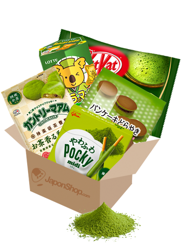 HAPPY TREAT Matcha Sweets Caja Sorpresa | Pedido GRATIS!