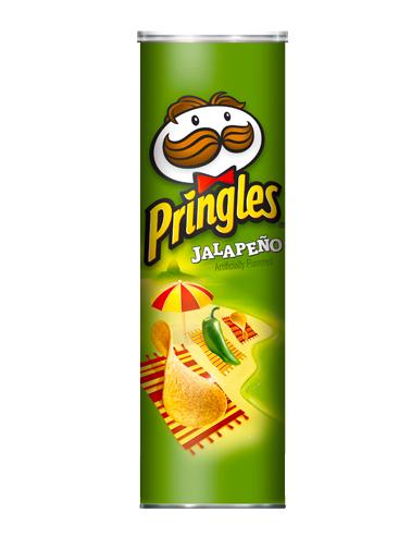 Pringles Genuine Jalapeños