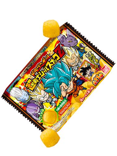 Snack Dragon Ball Sabor Verduras Grill | Pedido GRATIS!