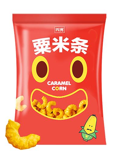 Snack Happy Caramel Corn