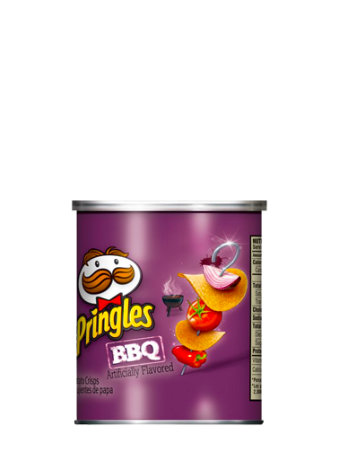 Pringles Special BBQ Pocket
