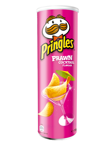 Pringles Genuine Sabor a Cocktail de Gambas