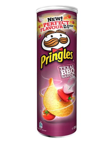 Pringles Special BBQ Texas Sauce 130 grs.