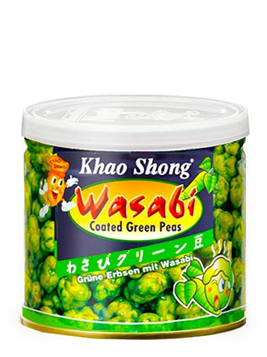 Guisantes Verdes Japoneses Sayaendō con Wasabi