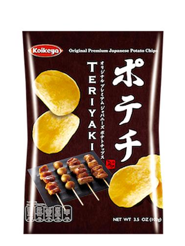 Patatas Chips con Salsa Teriyaki | Premium