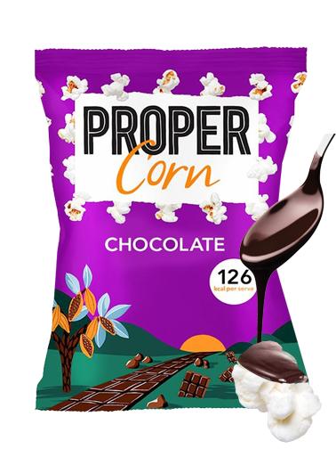 Palomitas ProperCorn de Chocolate 100 grs | Pedido GRATIS!