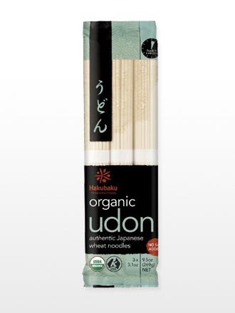 Fideos Udon Orgánicos