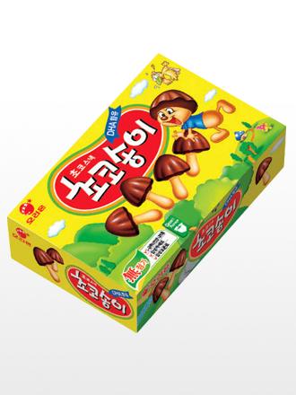 Galletitas Chocoboy recubiertas de Chocolate Chocopie