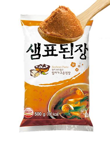 Miso Rojo Coreano 500 grs