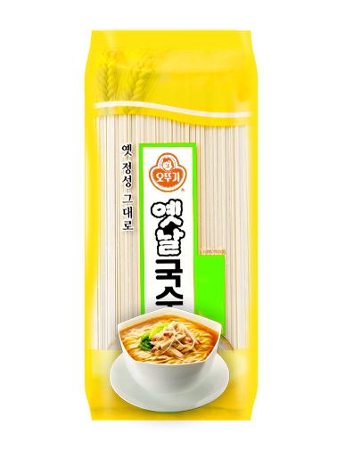 Fideos Coreanos Finos y Redondos Jungmyeon