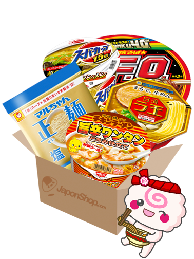 JAPONSHOP TREAT Grand Ramen Caja Sorpresa | Pedido GRATIS!