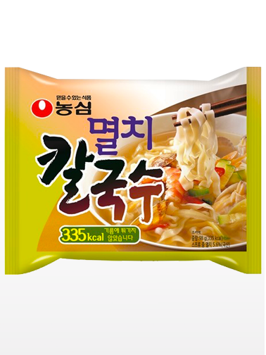 Ramen Coreano Kal Guk Soo | Nongshim | Pedido GRATIS!