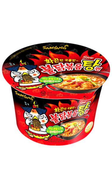 Ramen Coreano ULTRA HOT Chicken | Bowl
