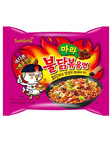 Ramen Coreano Salteado Wok Ultra HOT Salsa China | Bag | Pedido GRATIS!