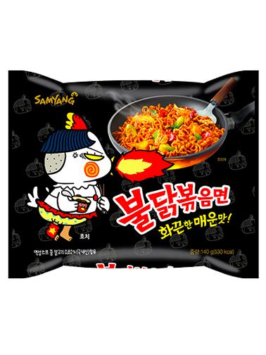 Ramen Coreano Salteado Wok ULTRA HOT Chicken | Bag