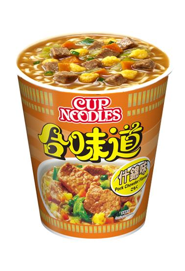 Ramen Nissin Colors Cup Super Toppings | Cerdo