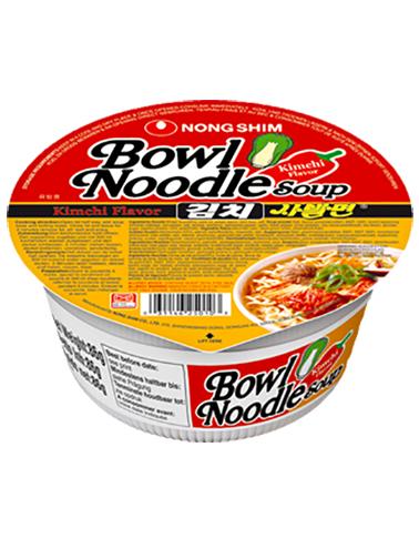 Fideos Ramen Coreanos con Salsa Kimchi   Bowl Edit