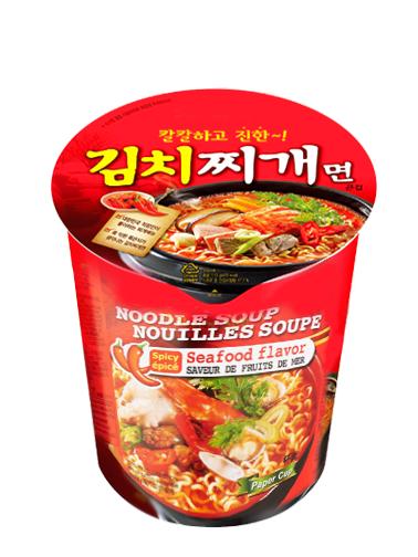 Ramen Coreano de Marisco y Guindilla 64 grs