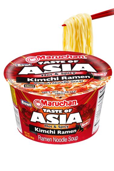 Fideos Ramen Kimchi 96 grs