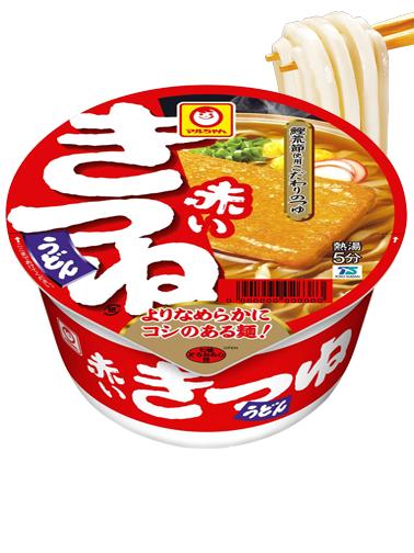 Fideos Udon Akai Kitsune