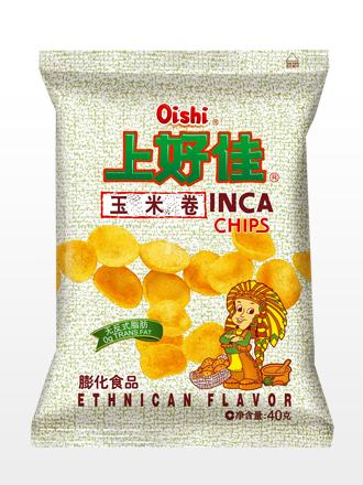 Chips de Maíz Especiadas con Paprika | Inca Style