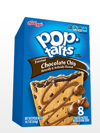 Pop Tarts Chocolate Chips