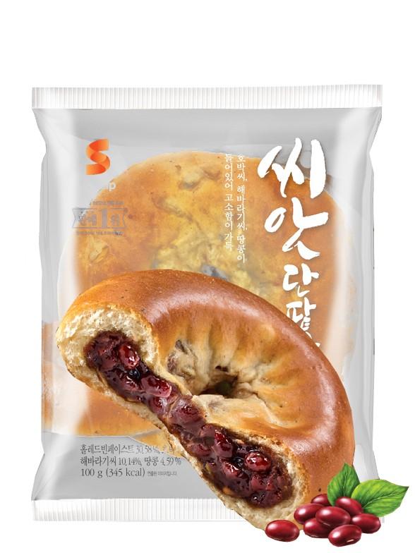 Bagel Bun Coreano con Crema de Azuki 75 grs
