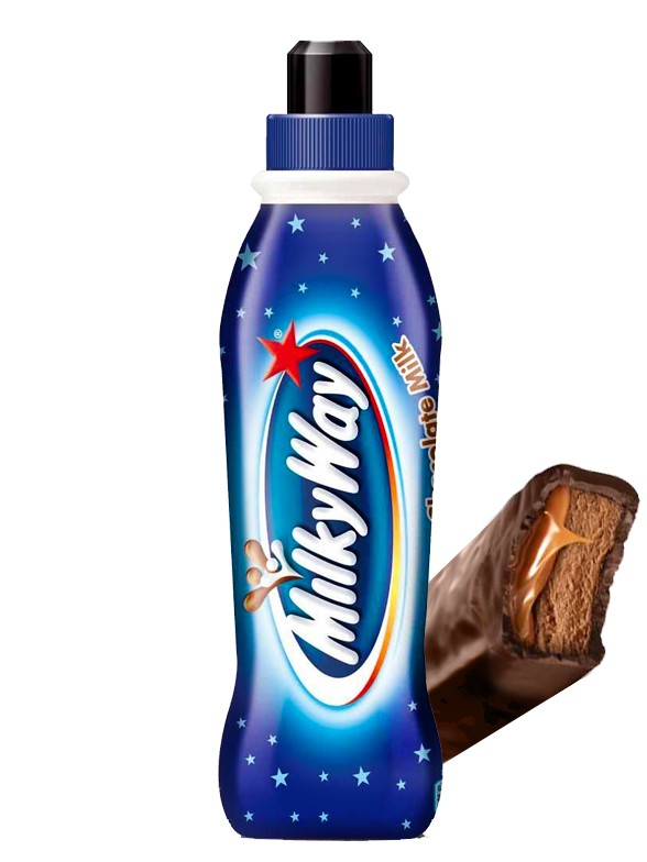 Batido de Barrita de Chocolate y Nougat | Milky Way