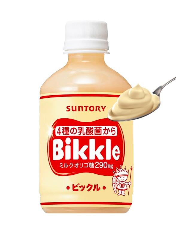 Bebida Láctea Probiótica Bikkle | Estilo Calpis 280 ml.