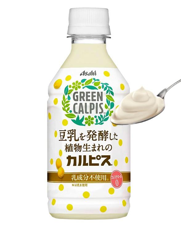 Refresco Calpis de Bebida de Soja | Vegano 300 ml