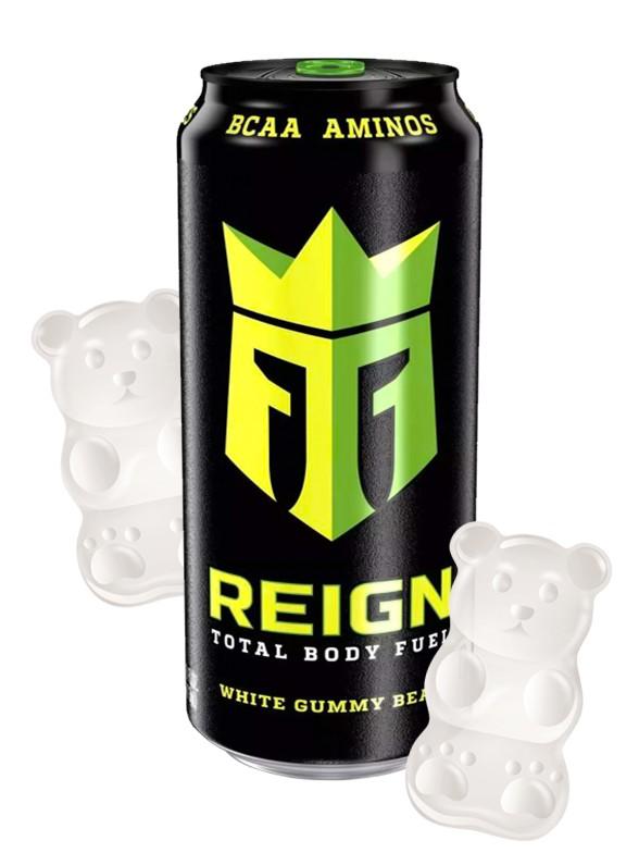 Bebida Energética Reign Osito de Gominola | USA 473 ml.
