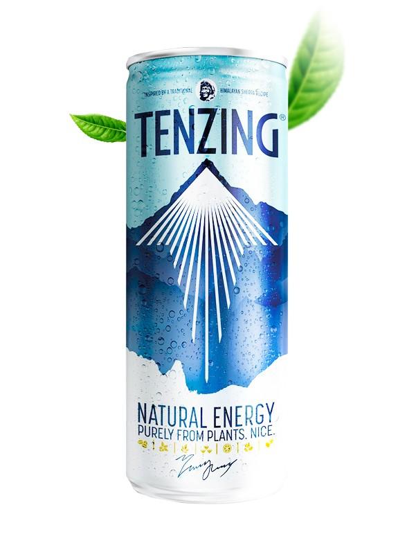 Bebida energética de Extractos Botánicos | Natural Energy 250 ml.
