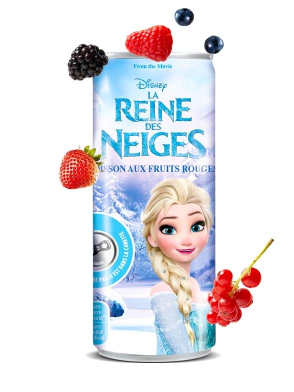 Bebida Frozen de Frutos Rojos del Norte | Edición Coleccionista 250 ml | Pedido GRATIS!