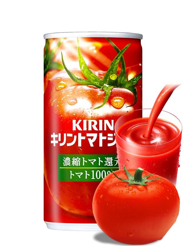 Bebida Tomates Maduros    Kirin Togichi Farm 190 grs