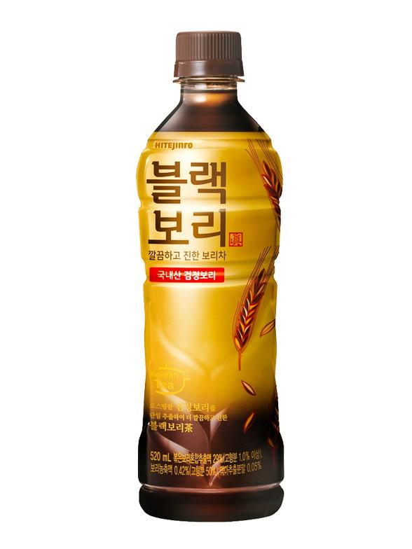 Té Coreano de Cebada Negra 520 ml. | Pedido GRATIS!