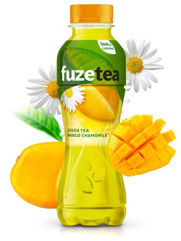 Zumo de Mango con Camomila y Té Verde 400 ml | Pedido GRATIS!