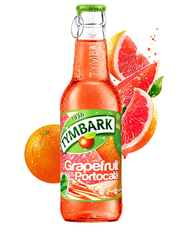 Bebida de Pomelo y Naranja 250 ml