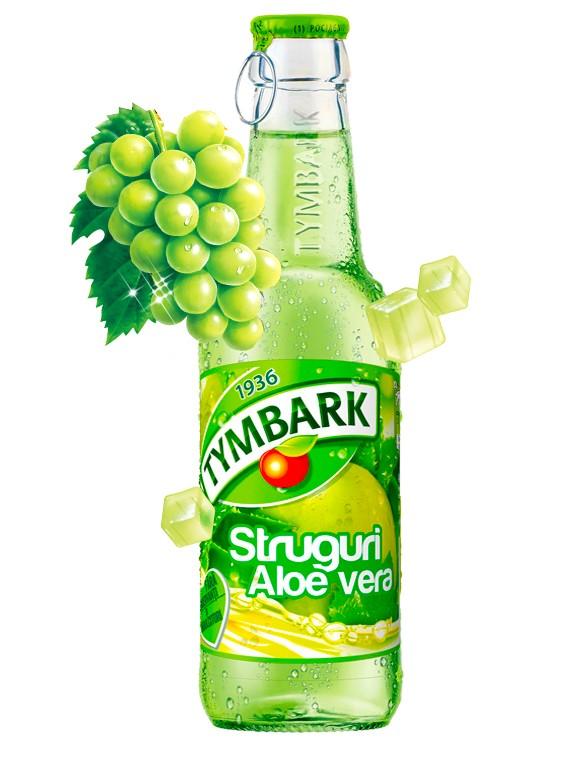 Bebida de Uva y Aloe Vera 250 ml