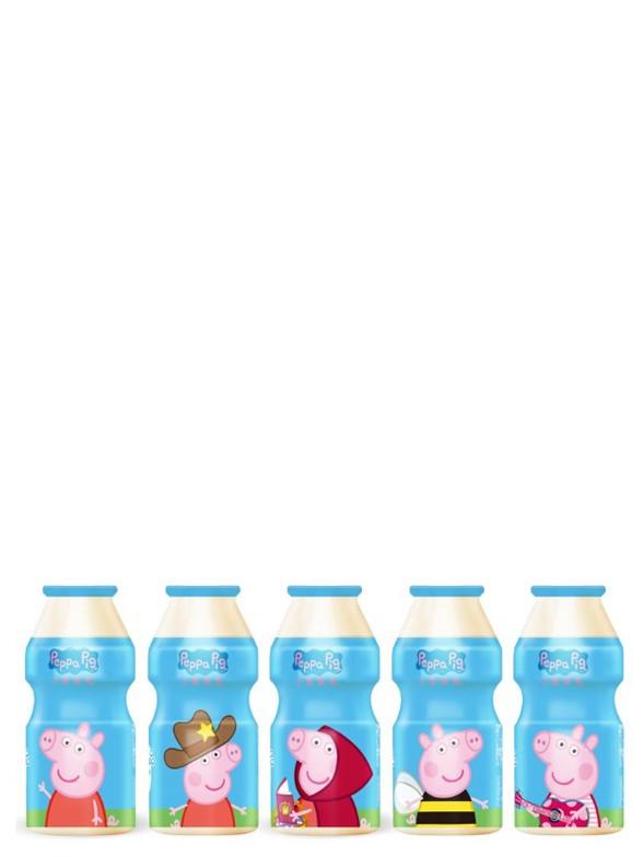 Bebida Probiótica de ácido Láctico Sabor Natural | Edic. Pepa Pig 100 ml.