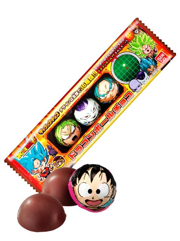 Bombones de Chocolate | Dragon Ball Super Z