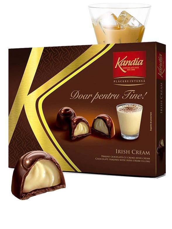 Bombones de Chocolate y Crema Irlandesa (Estilo Baileys) | Kandia 104 grs