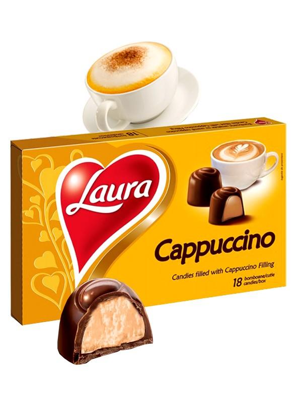 Bombones de Chocolate y Crema de Capuccino 18 Unidades