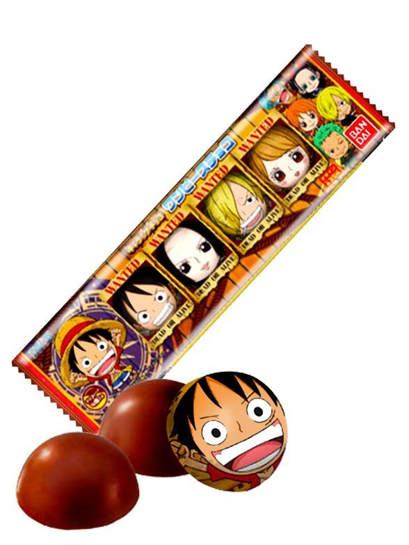 Bombones de Chocolate | One Piece | Pedido GRATIS!