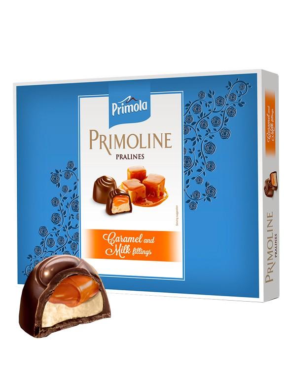 Bombones Praline de Caramelo con Nata | Primola 14 Unidades