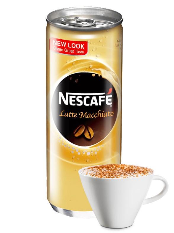 Café Latte Macchiato | Nescafé 250 ml.