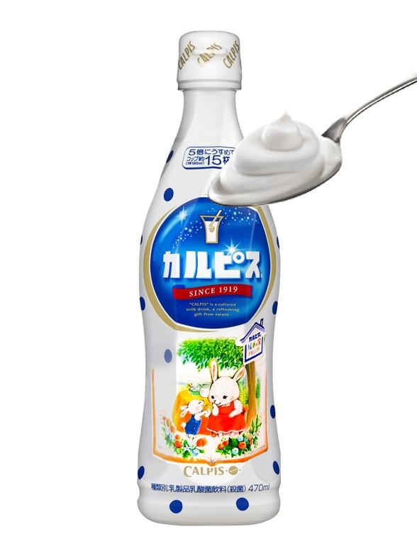 Calpis Receta Concentrada | Edición Cuentos de Akira Maehara 470 ml | Pedido GRATIS!