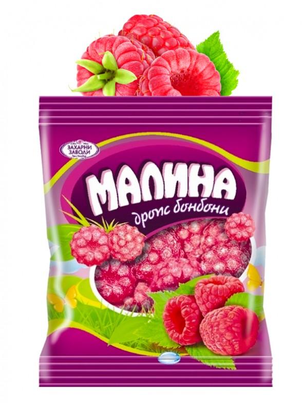 Caramelos Sabor Frambuesa 90grs