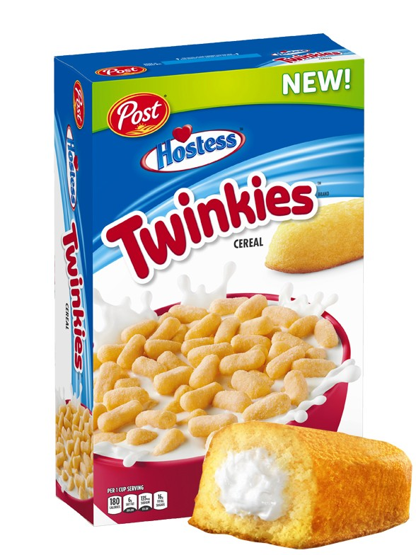 Cereales Twinkies | BOX 340 grs.