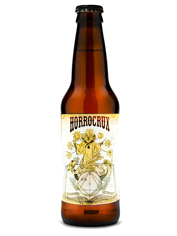 Cerveza de Mantequilla de Harry Potter | Con Alcohol 330 ml.
