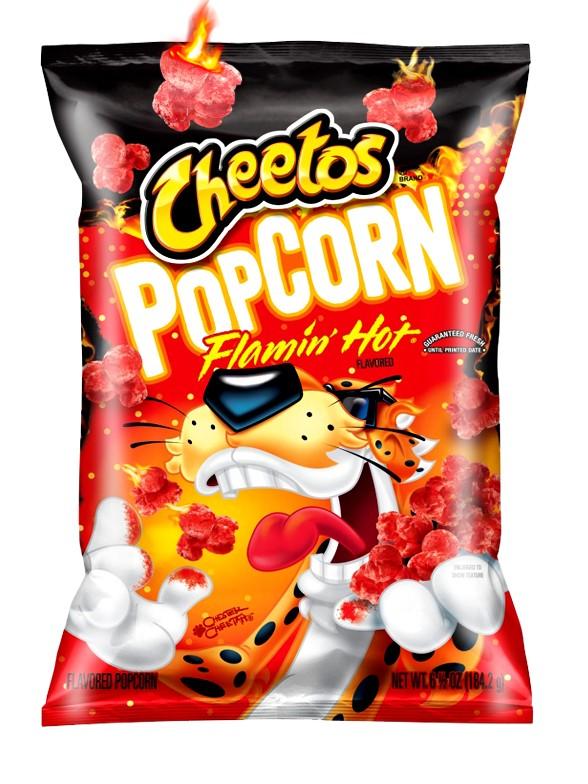 Palomitas Cheetos Flamin Hot | Jumbo Pack 184 grs